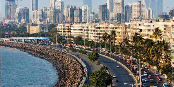Weather in Mumbai