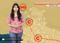 Weather Forecast for Mar 19: Rain in Bengaluru, Karnataka, Kerala; dry weather in Mumbai, Delhi
