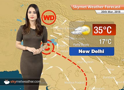 Weather Forecast for Mar 20: Snow in Kashmir, Himachal, rain in Kerala, dry weather in Mumbai, Chennai