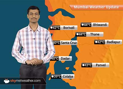 Heatwave in Mumbai: scorching heat continue for next 24 hours