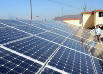 solar panel f