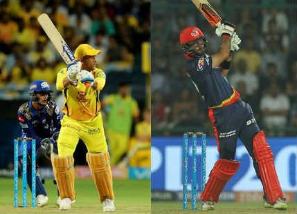 Delhi Daredevils vs Chennai Super Kings 2018-