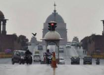 Delhi pre-Mosnoon rains_The Indian Express 429