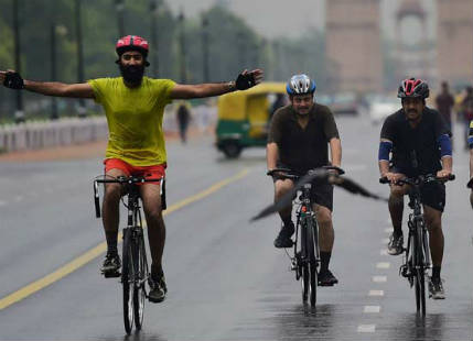 Dust storm, thunderstorm, rain in Delhi to continue until April 12