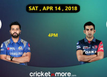 IPL 2018 Mumbai-vs-Delhi --Cricket More 429