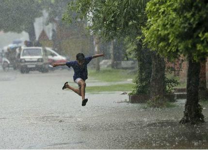 Monsoon Rains in India