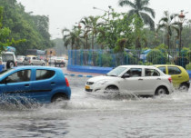 Monsoon-rainfall in central India