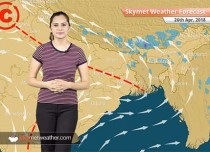 Weather Forecast for Apr 26: Pre-Monsoon rain in Bengaluru, Hyderabad, hot weather in Delhi