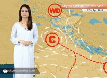 Weather Forecast for Apr 27: Rain in Bengaluru, Hyderabad, Kolkata, Delhi