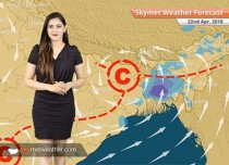 Weather Forecast for April 22: Heatwave conditions are expected in parts of Vidarbha