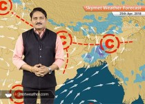 Weather Forecast for April 25: Light rain in Kashmir, Himachal, Bihar; Heatwave in Gujarat and MP