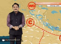Weather Forecast for April 27: Rain in Delhi, Chandigarh, Kolkata