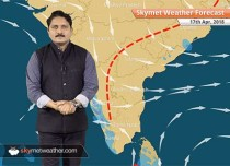 Weather Forecast for April 17: Dust storm and thundershower are likely over Haryana, North Rajasthan, Northwest Uttar Pradesh