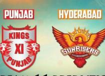 Punjab vs Hyderabad 2018