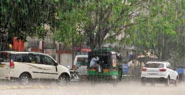 Rain in Bihar and Jharkhand--Dainik bhaskar 600