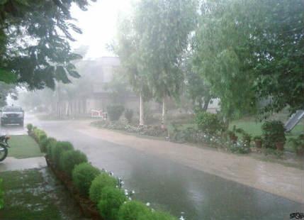 Rain in Bihar and Jharkhand