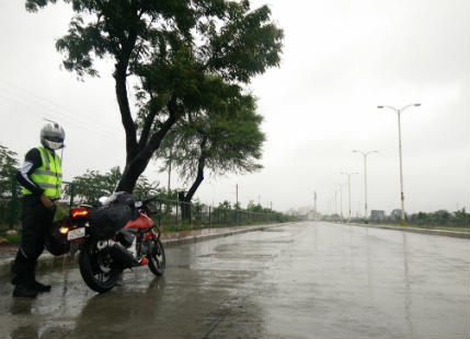 Rain in Nagpur