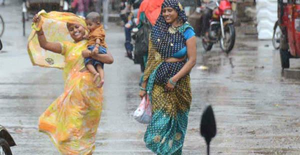 Pre-Monsoon Rain in Uttar Pradesh
