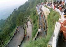 Vaishno Devi Rain