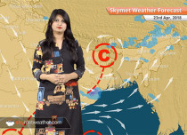Weather Forecast for April 23: Dry and warm weather in Delhi, Mumbai, Jaipur
