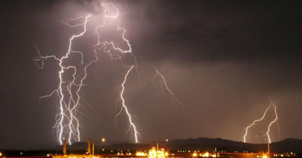 Bihar Lightning and Rain deaths