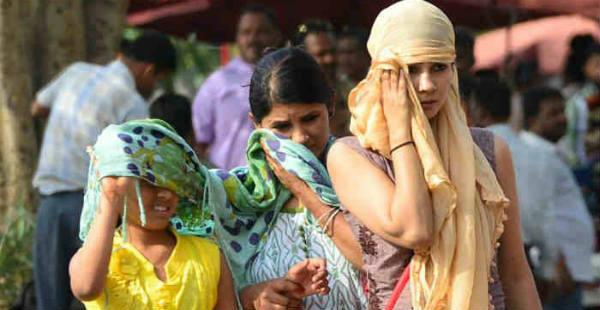 Delhi heat wave