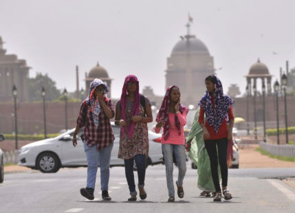 Heatwave in Delhi and NCR