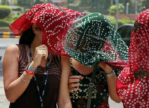 Heatwave in north India-- Deccan Chronicle 429