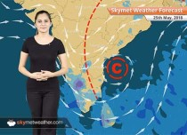 Weather Forecast for May 25: Rain in Kashmir, Himachal; hot in Delhi, Haryana