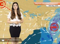 Weather Forecast for May 30: Monsoon in Kerala, South Tamil Nadu, heavy rain in Kerala, Karnataka
