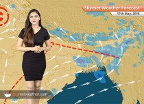 Weather Forecast for May 17: Rain in Kerala, Karnataka, Kashmir, Himachal, Delhi