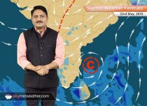 Weather Forecast for May 23: Rain in Bihar, Jharkhand, Heatwave in Rajasthan, Gujarat