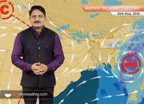 Weather Forecast for May 30: Heavy Monsoon rain in Kerala, Karnataka, dust storm in Delhi