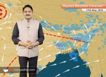 Weather Forecast for May 17: Rain in Bihar, West Bengal; mercury to rise across Northwest India