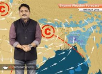 Weather Forecast for May 19: Dust storm, thunderstorm likely in Delhi, UP, heatwave in MP, Gujarat, Rajasthan