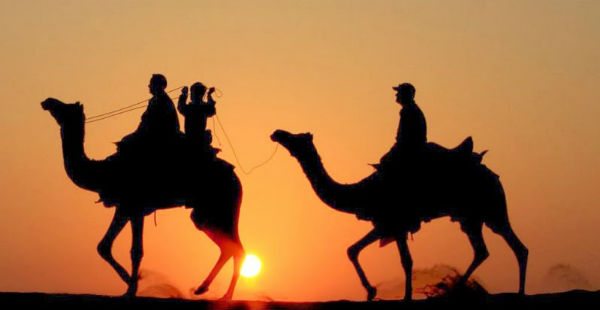 Rajasthan Dry weather