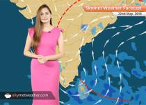 Weather Forecast for May 22: Rain in Kashmir, Karnataka, Kerala; Dry in Delhi, Mumbai
