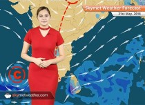 Weather Forecast for May 21: Dry weather over Punjab, Haryana, North Rajasthan; rain in Karnataka, Interior Tamil Nadu