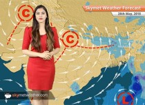 Weather Forecast for May 28: Heatwave to continue over West MP, Vidarbha, Gujarat; temperatures will be near 46 degrees