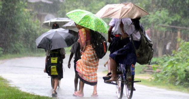 Assam rains