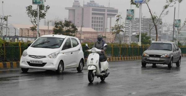 Gujarat Rain Vishwagujarat 600