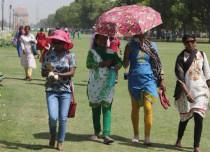 Heat-wave in Delhi