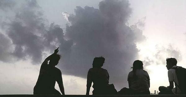 Hot and dry weather in Uttar Pradesh