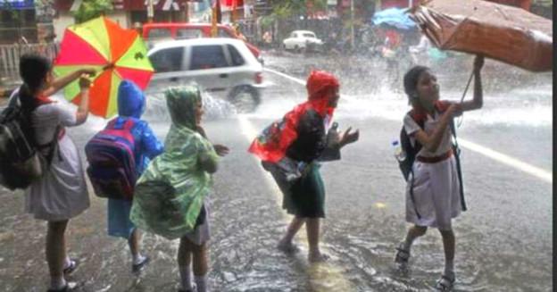 Good Rain in Kolkata