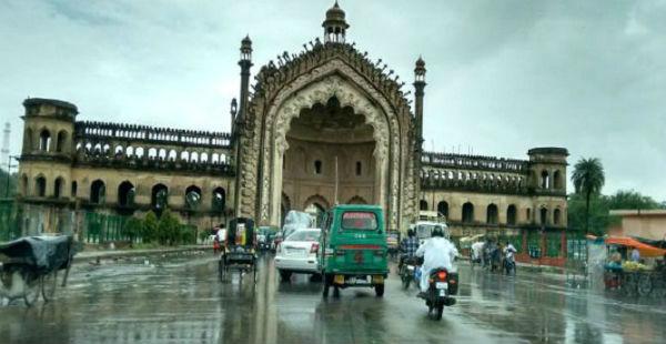 Lucknow pre Monsoon rain