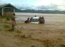Floods in Manipur, Mizoram wreak havoc; no relief expected