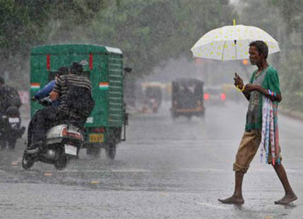 Know how Monsoon rains peak in July and August