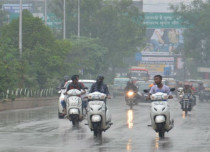Monsoon rains in chhattisgarh