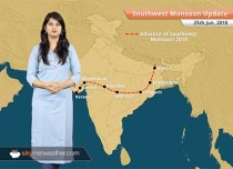 Monsoon Forecast for June 26, 2018: Rain in Mumbai, MP, Odisha, Maharashtra