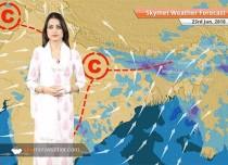Weather Forecast for June 23: Rain in Mumbai, Goa, Karnataka, Kerala; hot in Delhi